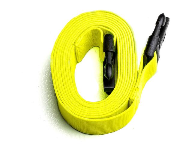 Swimrunners Guidance Pull Belt Cord 2m neon yellow